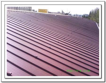 단열재 공장판넬지붕방수